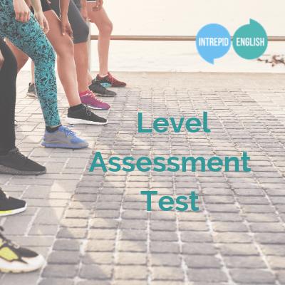 Level Assessment Test 400 (1)
