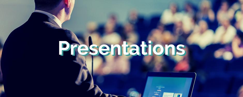 Draft Presentations