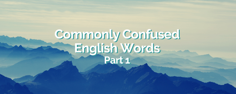 Are you using these English words incorrectly?