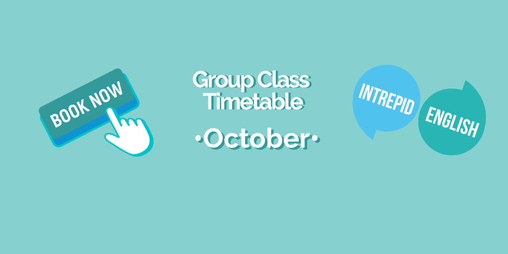 Group Class Timetable banner